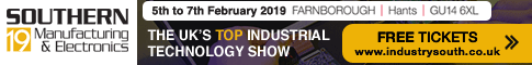 See us at Southern Manufacturing & Electronics 2019